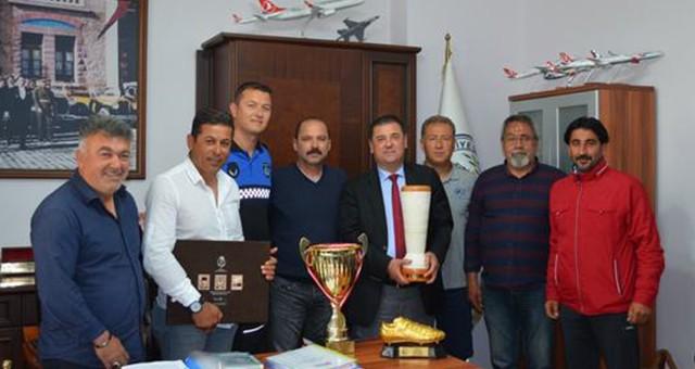 Milaslı Masterler Türkiye Şampiyonu!..