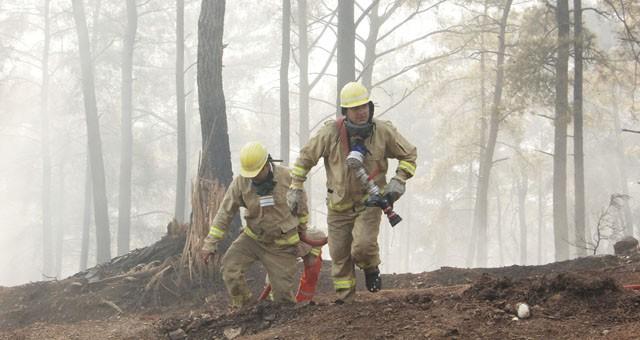 Vali Başkanlığı'nda Orman Yangınları ile Mücadele Toplantısı