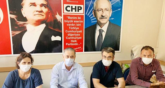 Suat Özcan, basın toplantısında çiftçilere seslendi: