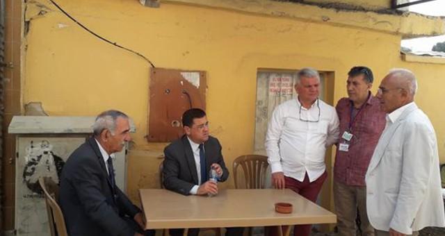 Başkan Tokat Ulusal Egemenlikte Esnaf Ziyaretindeydi..
