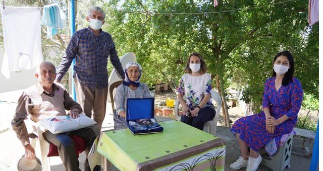 'Bir Ömür Saadet' Projesi faaliyetlerine devam ediyor