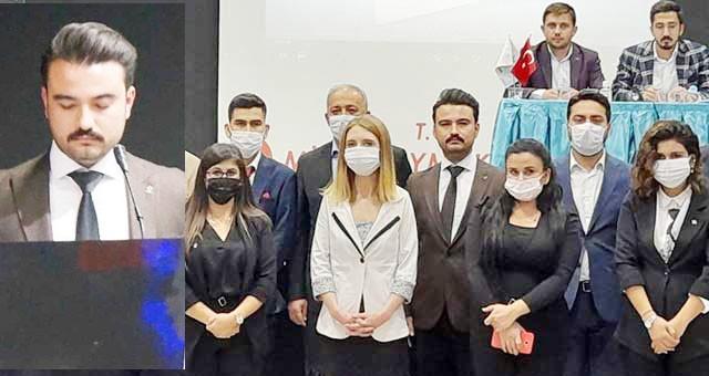 AKP Milas Gençlik Kolları Kongresi yapıldı..