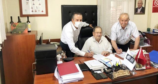 Denizbank ve S.S. 153 No'lu Milas Tariş Zeytin ve Zeytinyağı Tarım Satış Kooperatifi arasında anlaşma: