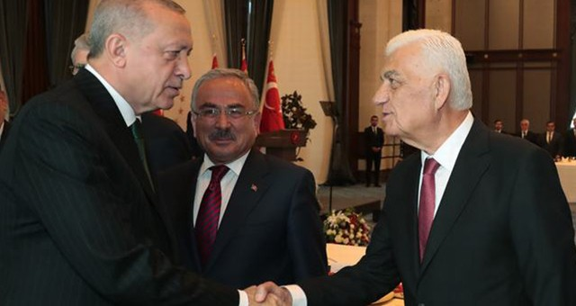 Başkan Gürün Ankara'daki Cumhurbaşkanı buluşmasını değerlendirdi
