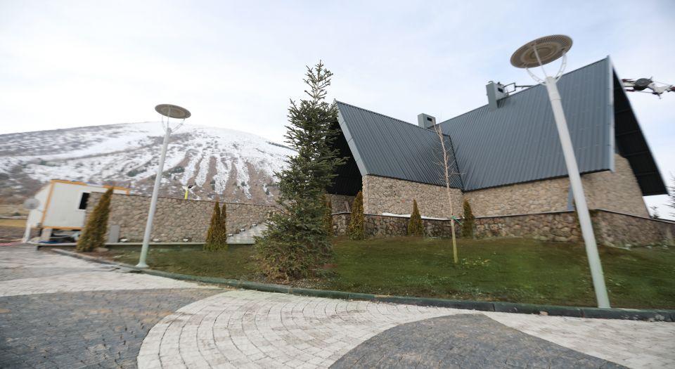 Kayseri'de Ali Dağı 360Da Dört Mevim Yaşanacak
