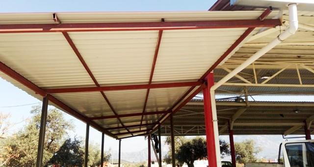 Milas Belediyesi kırsal mahallelere yatırımlarını sürdürüyor
