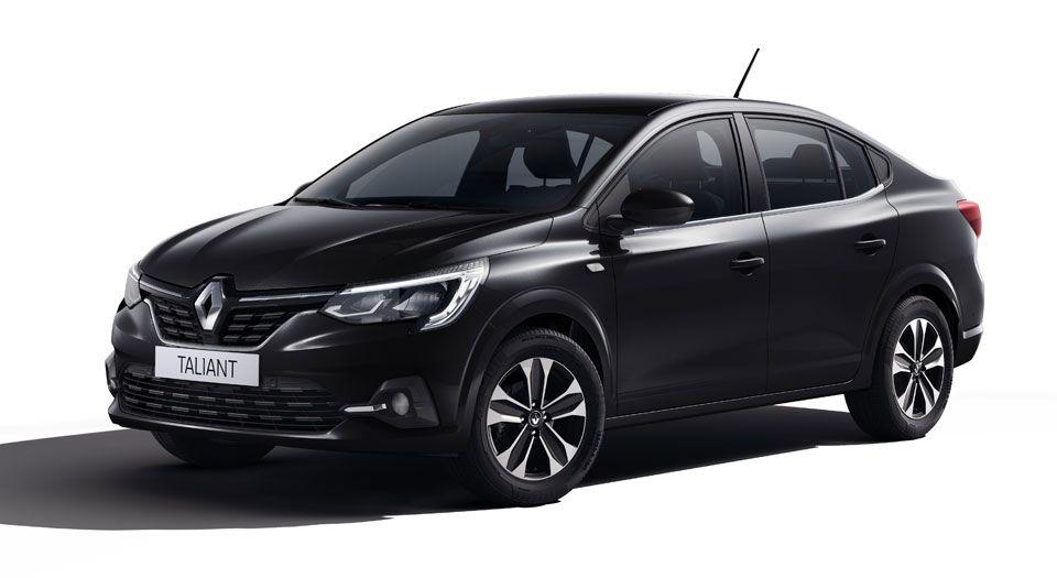 Renault'un Yeni Gözdesi 'taliant'