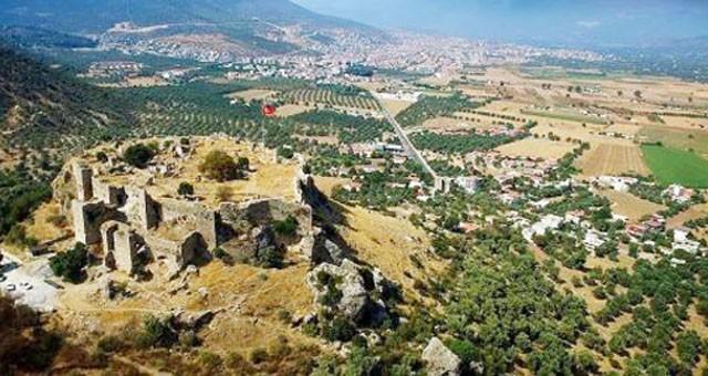 UNESCO'nun geçici dünya mirası listesindeki Beçin'in  kalıcı listeye alınması için girişim başlatıldı