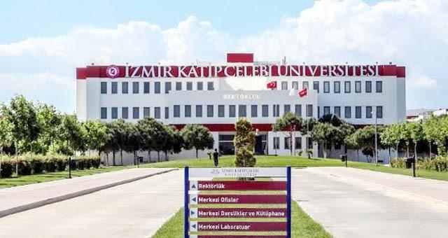 İzmir Kâtip Çelebi Üniversitesi Rektörlüğünden Öğretim Üyesi Alım İlanı