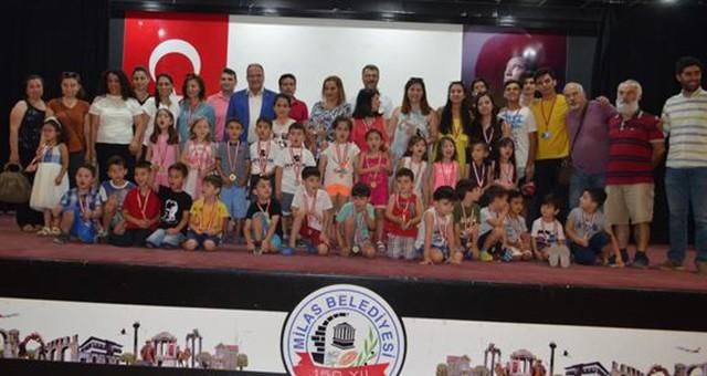 MİFAD Kültür Şenliği Satrançla Başladı