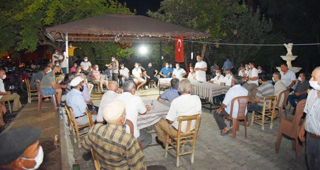 Başkan Tokat'tan Kırcağız Mahallesi'ne müjde
