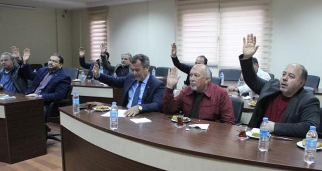 MİTSO'DA MART AYI MECLİS TOPLANTISI YAPILDI
