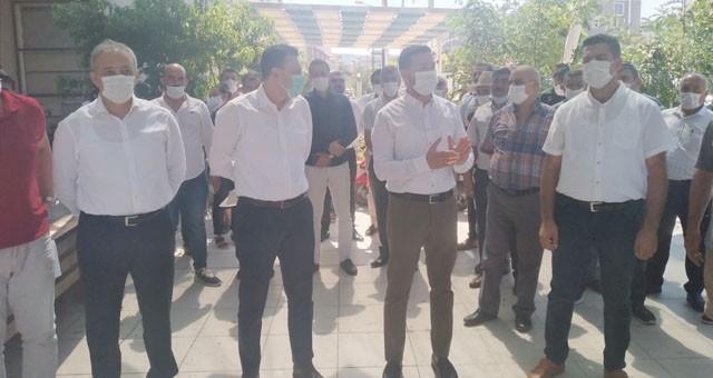 AKP Milas İlçe Başkanlığı için temayül yoklaması