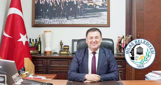 Milas Belediye Başkanı Muhammet Tokat'ın 30 Ağustos Mesajı