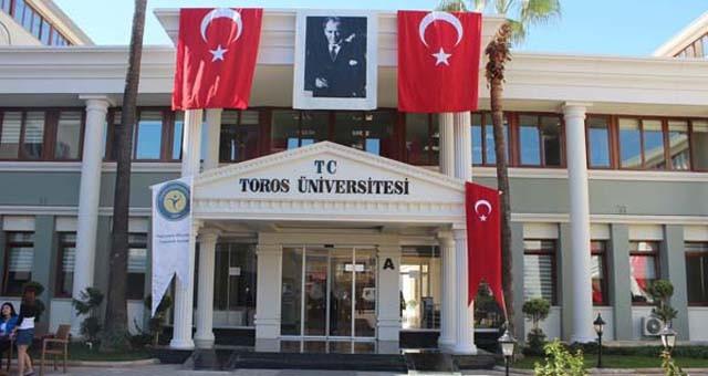 Toros Üniversitesi 5 öğretim görevlisi ve 2 araştırma görevlisi alıyor