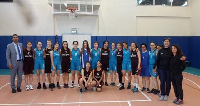 Basketbol Turnuvasında Grup Maçları Tamamlandı