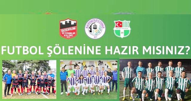 Bodrum'da futbol şöleni başlıyor