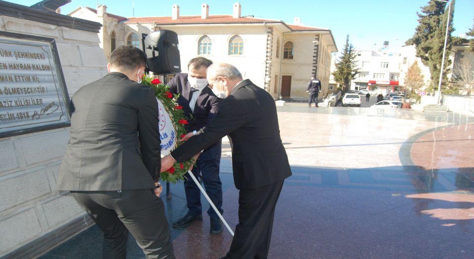 Kilis'te 32. Vergi Haftası Kutlaması Yapıldı