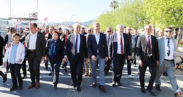 """Başkan Gürün """"Marmaris ve Muğla'da 1 Nisan'dan sonra yeni bir dönem başlayacak"""""""