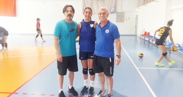Yeni sezonda Ayvalık Gençlikspor için mücadele edecek