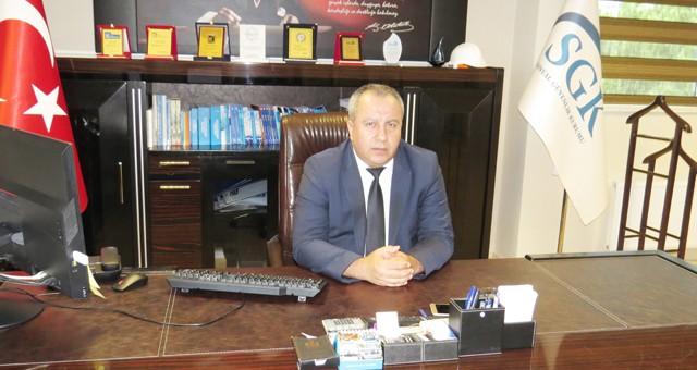 SGK İl Müdürü EKECAN Uyardı ; 7256 Sayılı Kanun Kapsamı SGK Borçlarını yapılandıranlar 31 MART'a dikkat!