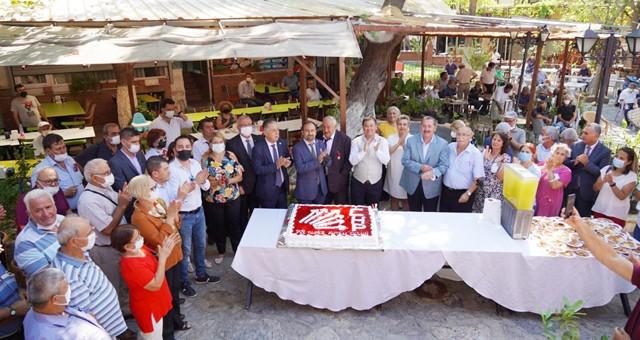 CHP'nin 98. Kuruluş Yıl Dönümü kutlandı