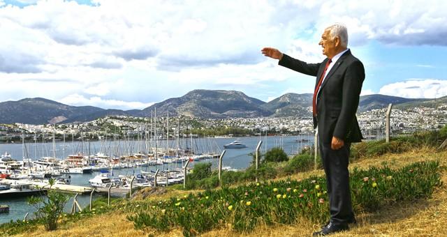 Büyükşehir, Bodrum-Bitez için hukuki süreci başlattı..