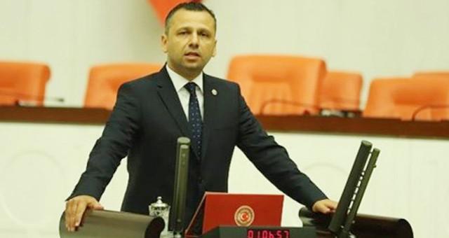 CHP'li Erbay: Basına sansür demokrasiye darbedir