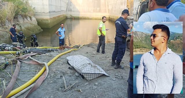 Kaybolan genç barajda ölü bulundu