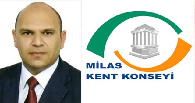 Mehmet Günlük, Milas Kent Konseyi Başkanlığı Görevini Bıraktı..