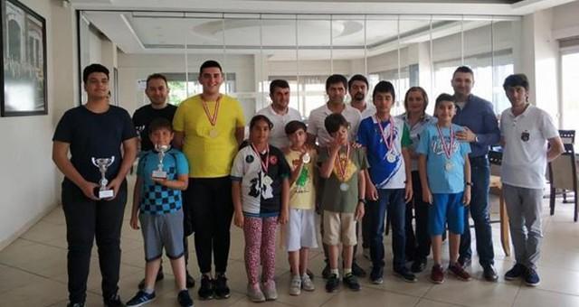 100. Yıl Satranç Turnuvası MİTSO'da Yapıldı...