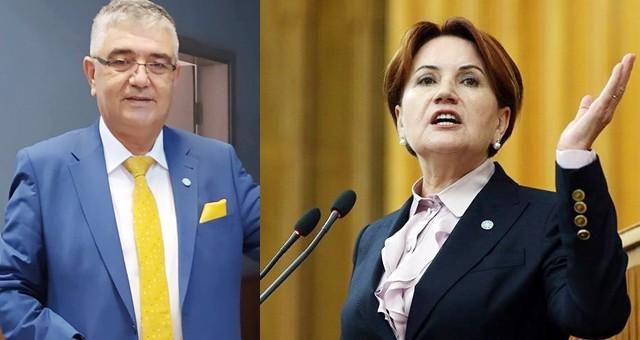 """İYİ Parti Milas İlçe Başkanlığı'ndan basın açıklaması:""""BUNA KİMSENİN GÜCÜ YETMEZ, YETMEYECEKTİR"""""""