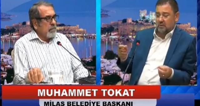 """Başkan Tokat: """"Milas'ta 3 ölü, 30 civarında vaka var"""""""