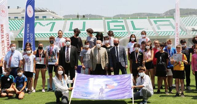 Sporcular 15 Temmuz Demokrasi Günü İçin Yarıştılar