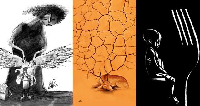 11. Uluslararası Turhan Selçuk Karikatür Yarışması ödülleri verildi