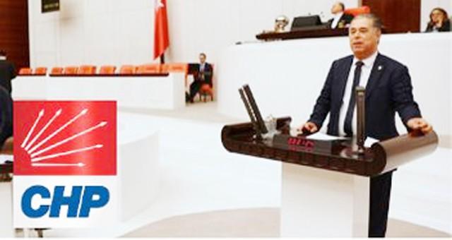 Milletvekili Özcan, Güllük'ün su sorununu TBMM'ne soru önergesiyle taşıdı