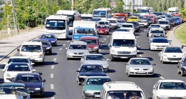 Muğla'da toplam araç sayısı 511 bin 331'e ulaştı