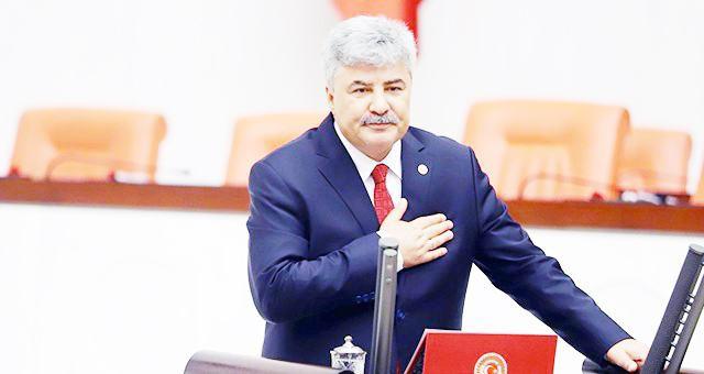 Metin Ergun, Orman Yangınlarını Meclis'e Taşıdı