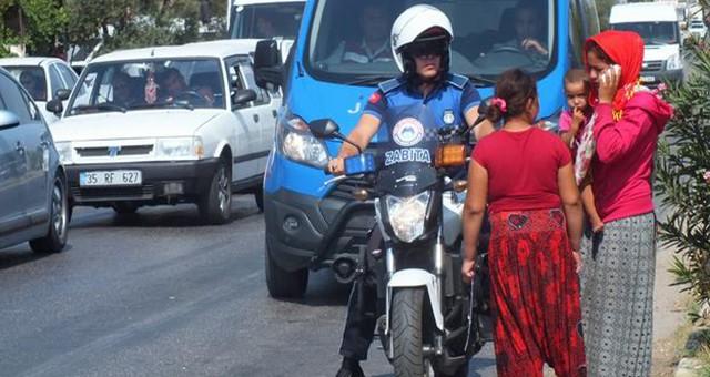 Polis, dilencilere operasyon düzenledi…