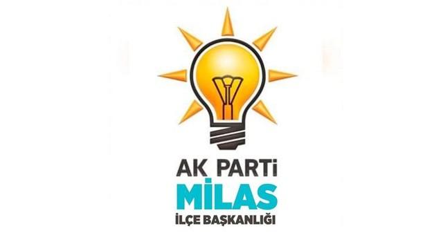 AK Parti Milas Kongresi 12 Eylül'de..
