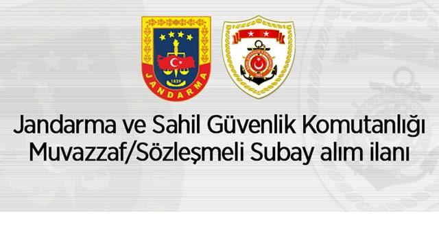 Muvazzaf/Sözleşmeli Subay alım ilanı