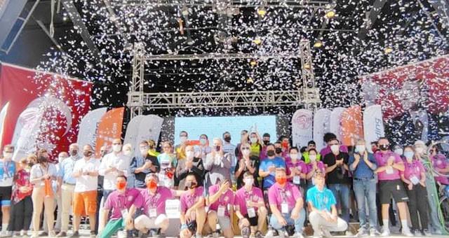 Bodrum uluslararası bir organizasyona daha ev sahipliği yaptı
