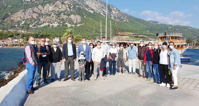 CHP'li Erbay: Akyaka koruma planı değil talan planıdır
