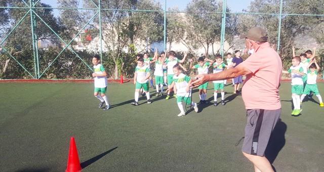 İsmetpaşa Gençlikspor Yaz Futbol Okulu