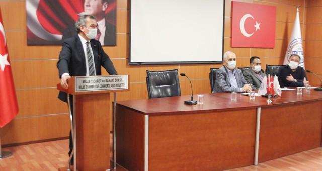 MİTSO'nun şubat ayı meclis toplantısı yapıldı