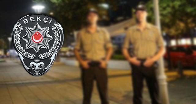 Hırsızlık yapan şüpheliyi Aydın'da bekçiler yakaladı