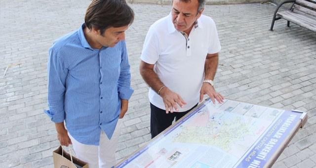 MİTSO'nun ayaklı haritaları yenilendi
