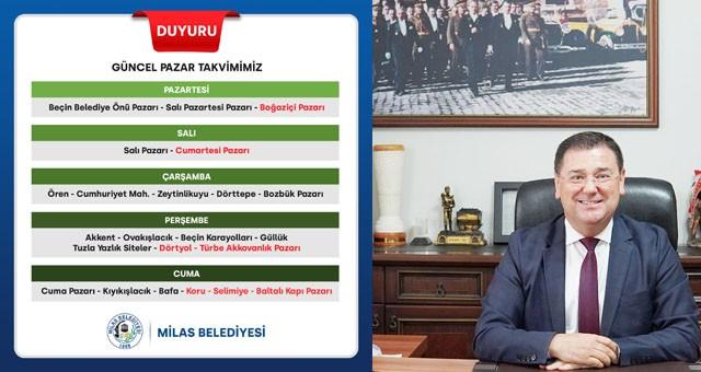 Başkan Tokat, kısıtlamalar hakkında bilgi verdi:
