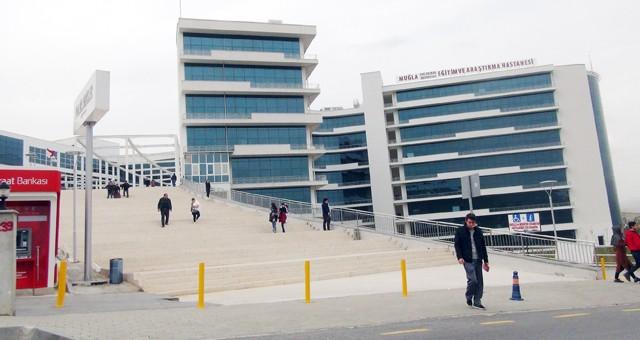 Muğla Eğitim ve Araştırma Hastanesi Çocuk İzlem Merkezi tadilat işleri yaptırılacak