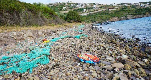 Denizdeki kirlilikle mücadeleye çağrı..